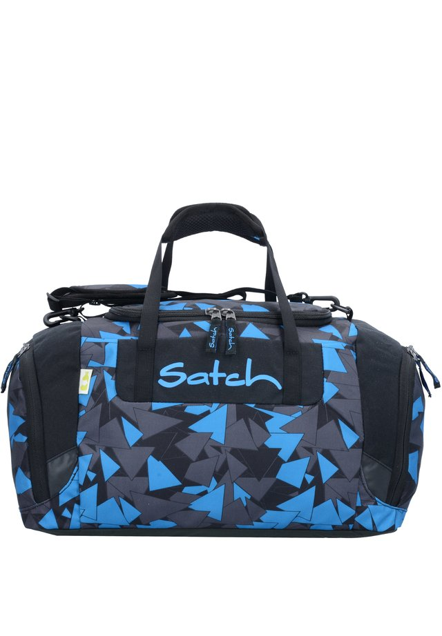 Sports bag - dreiecke blau blue triangle