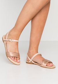 mint&berry - Sandals - rosegold/nude - 0