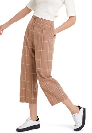 Trousers - celeste