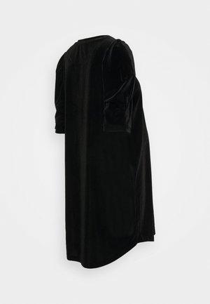SBUFFO VELLUTO - Jersey dress - black