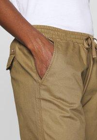 Napapijri - MAREE - Tracksuit bottoms - kangaroo brown - 3