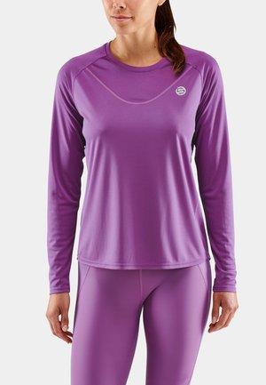 Sports shirt - amethyst