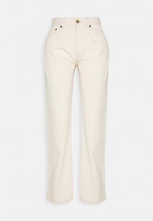 ARIZONA - Spodnie materiałowe - ecru