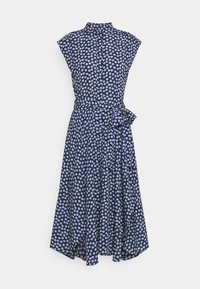 Lauren Ralph Lauren - DRESS - Abito a camicia - french navy/multi - 4