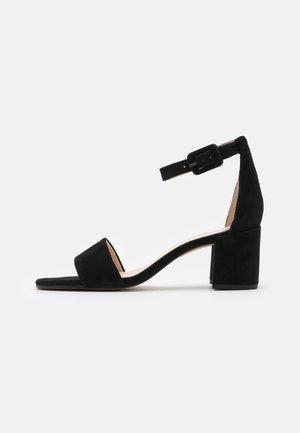 INNOCENT - Sandals - schwarz