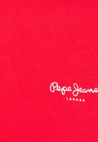 Pepe Jeans - BLOOM - Basic T-shirt - mars red - 2