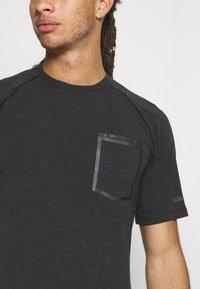Giro - GIRO VENTURE II - T-shirt print - black - 5