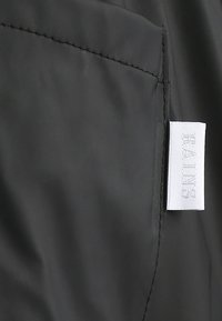 Rains - UNISEX TROUSERS - Teplákové kalhoty - black - 3