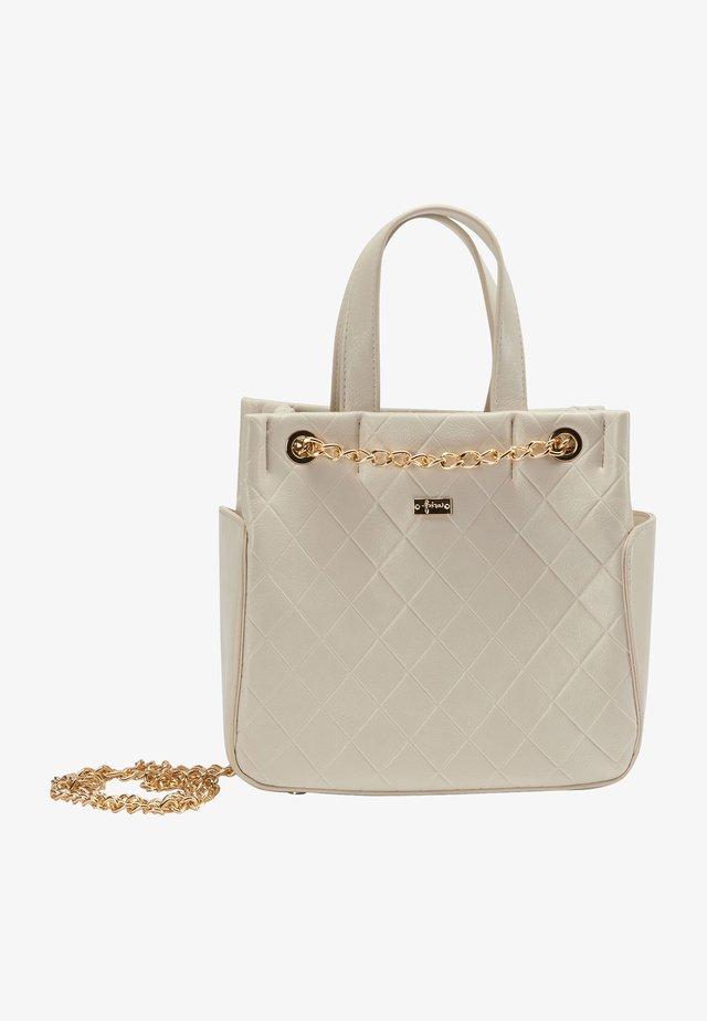 Handbag - champagner