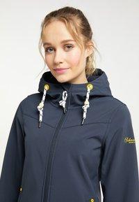 Schmuddelwedda - Soft shell jacket - marine - 3