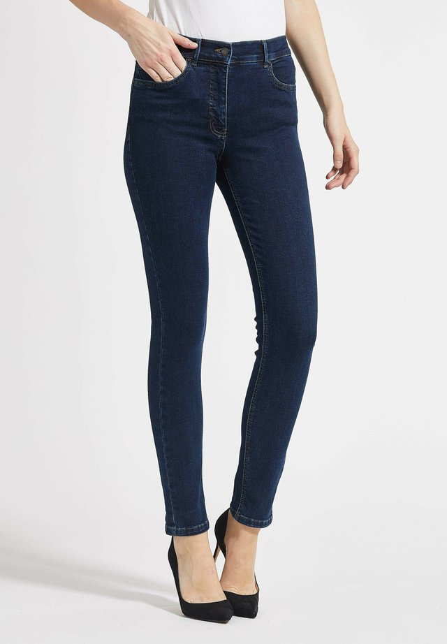 AGATHA  - Jeans slim fit - denim