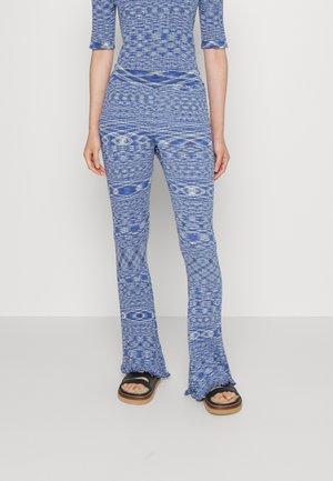 DAHLIA TROUSER  - Trousers - blue