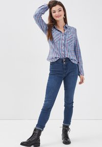 Cache Cache - Button-down blouse - bleu - 1