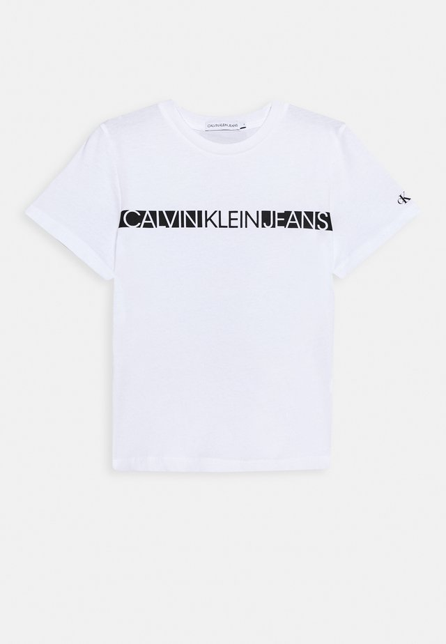 HERO LOGO - T-shirts basic - white