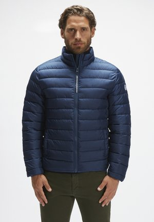 Winter jacket - dark denim