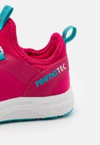 Reima - REIMATEC SHOES EDETEN UNISEX - Hiking shoes - raspberry pink - 5