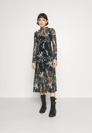 HANNA RUTLAND DRESS - Day dress - black