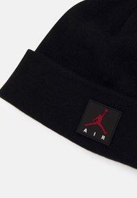 Jordan - AIR PATCH BEANIE SET UNISEX - Handschoenen - black - 3