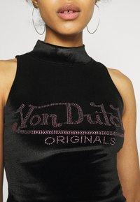 Von Dutch - JESSIE  - Linne - black - 5