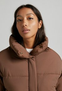 Bershka - Light jacket - brown - 3