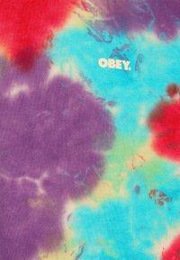 Obey Clothing - BOLD - Printtipaita - oxy fire blotch - 2
