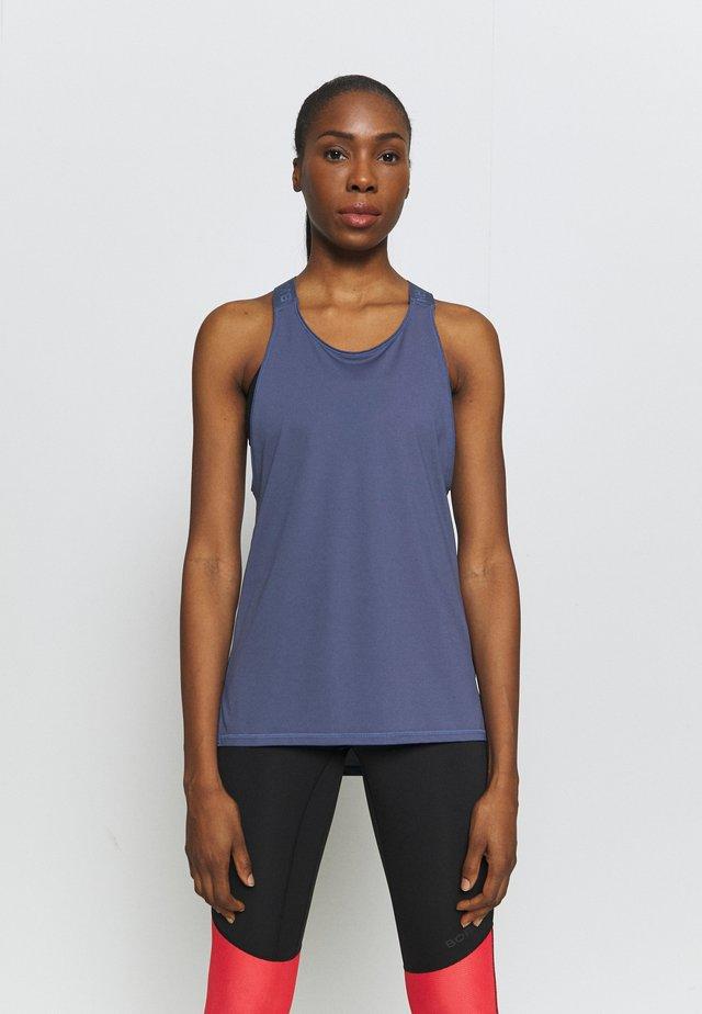 CASSIE LOOSE - T-shirt sportiva - crown blue