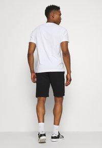 Calvin Klein - SMALL LOGO - Shorts - black - 2
