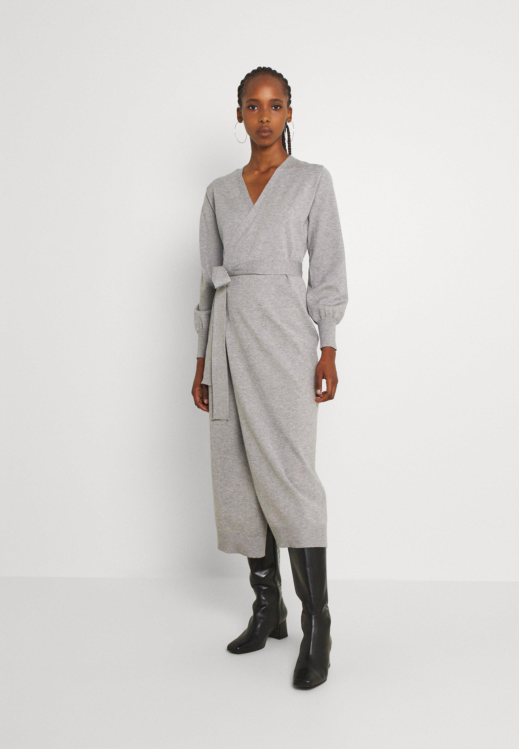 Femme MIDI DRESS - Robe pull