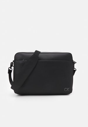 MESSENGER UNISEX - Laptop bag - black