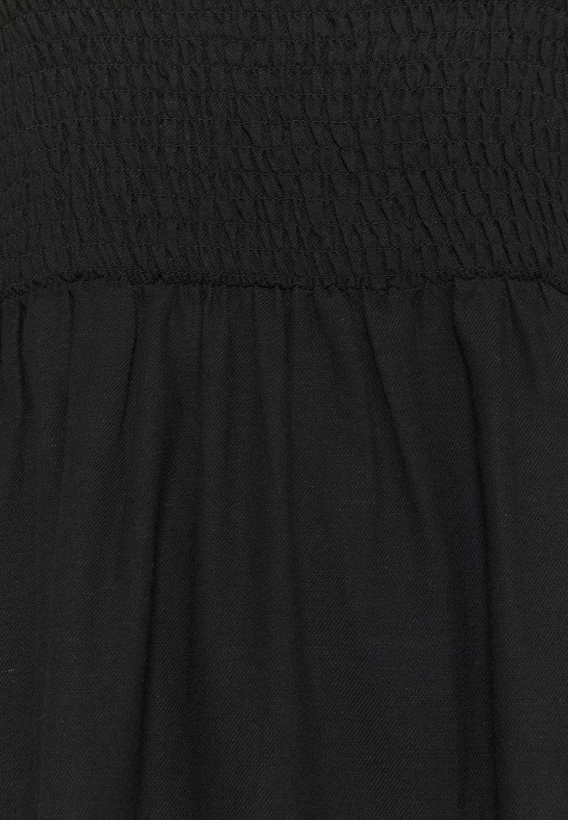 New Look STRAPPY - Freizeitkleid - black/schwarz 5miDJo