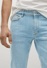 Mango - JUDE - Jeans Skinny Fit - light blue - 4