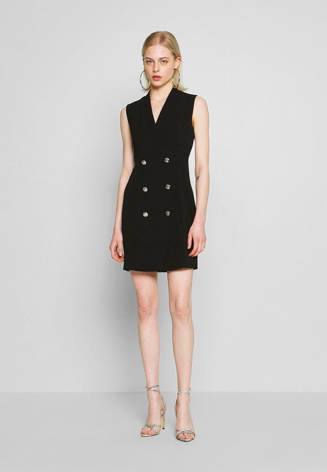 ROCHEL - Korte jurk - noir