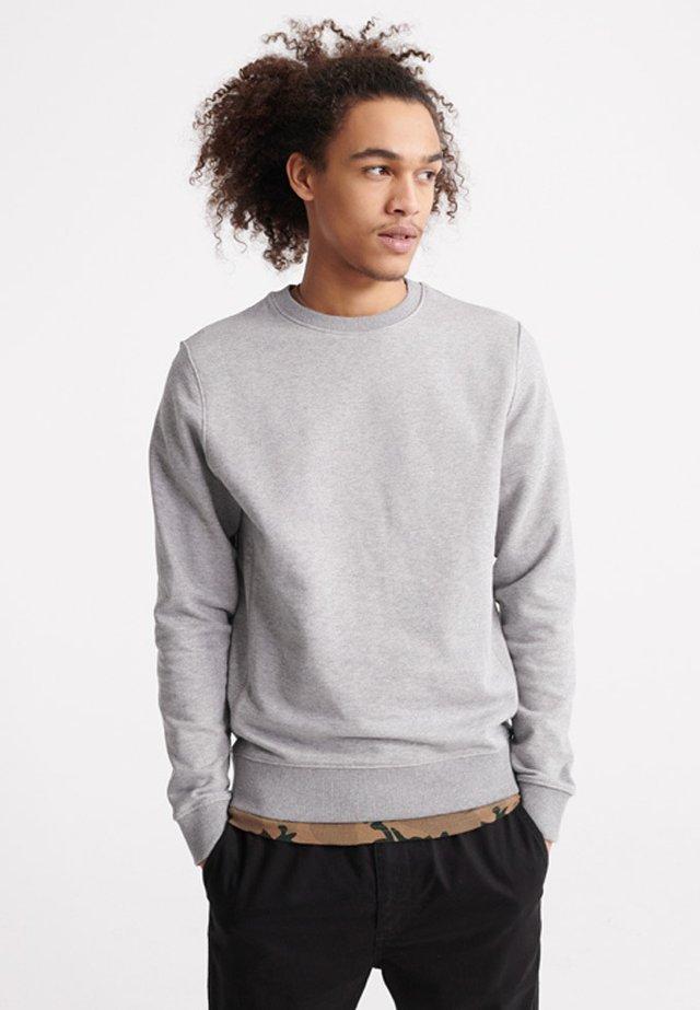 STANDARD LABEL - Sweatshirt - stone grey marl