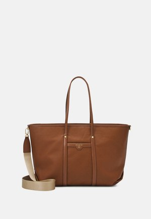 BECK TOTE - Tote bag - luggage