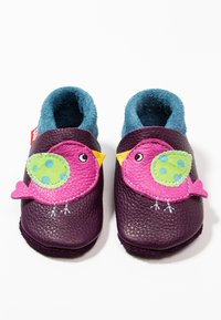 POLOLO - BIRDIE - First shoes - aubergine - 6