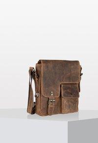 Greenburry - Across body bag - brown - 0