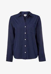Wrangler - Button-down blouse - navy blue - 4