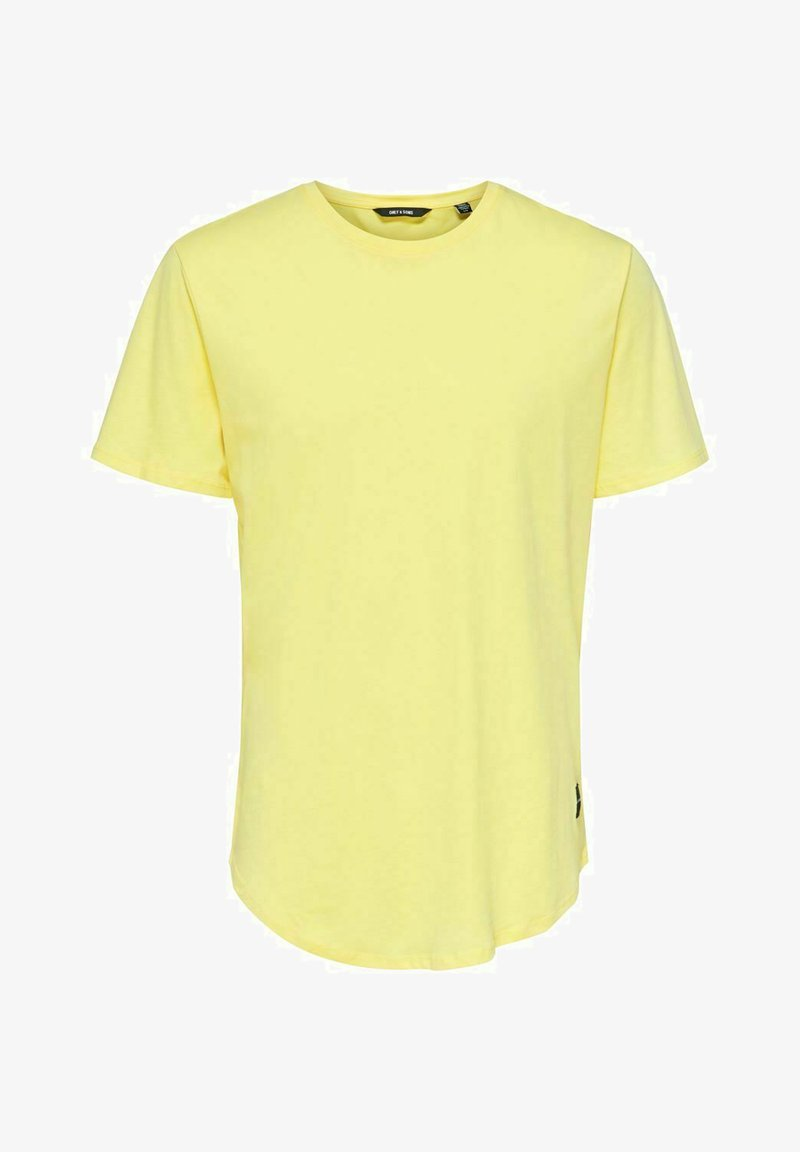 Only & Sons - ONSMATT - T-shirt - bas - pale banana