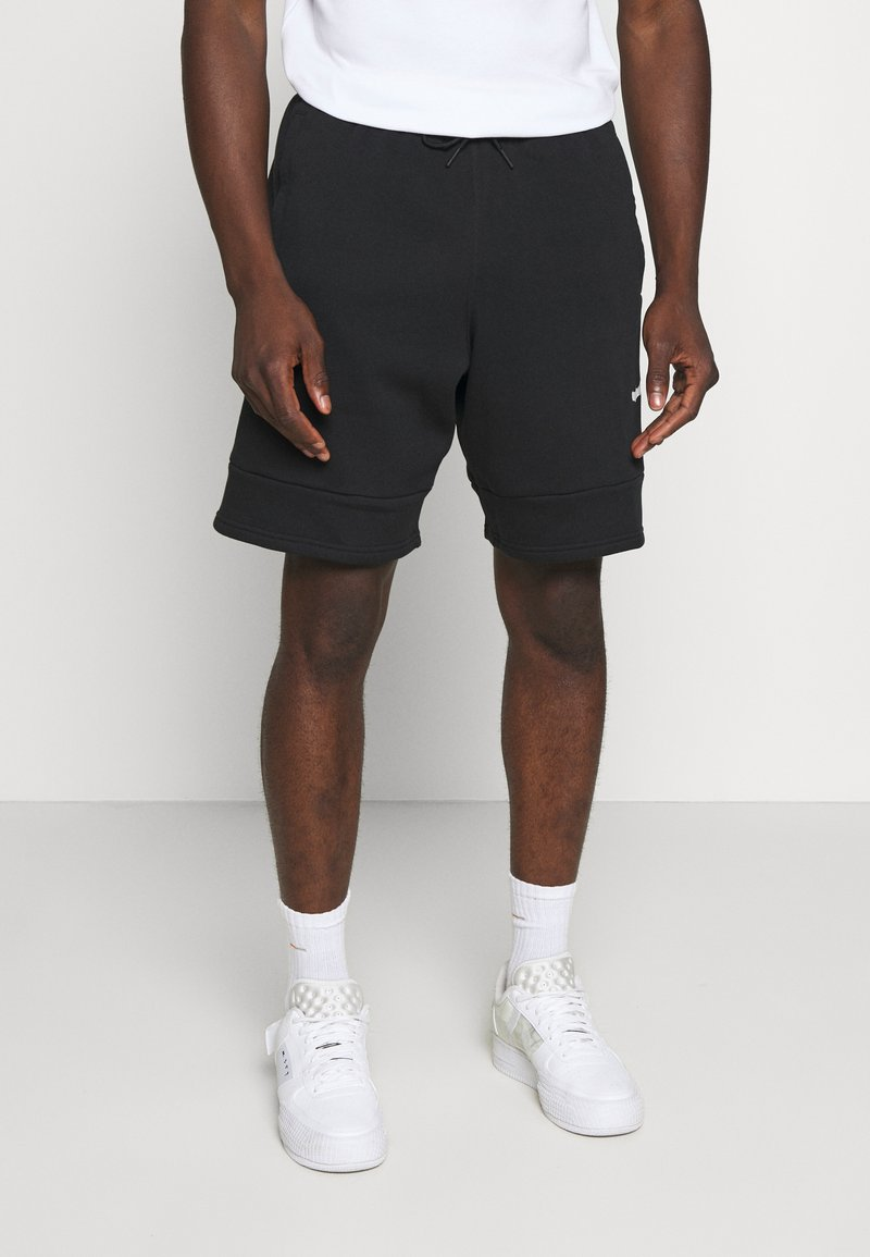 Jordan - JUMPMAN AIR  - Pantaloni sportivi - black/white