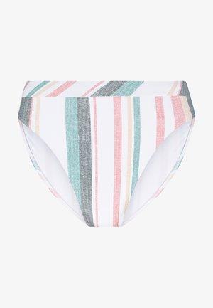 Bikini bottoms - bright white retro