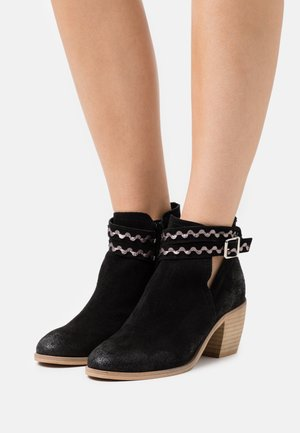 SAHARA - Ankle boots - plomo