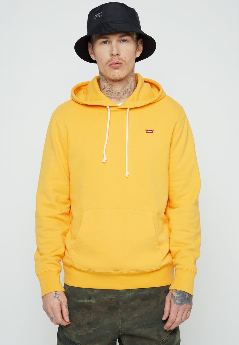 Levi's® - NEW ORIGINAL HOODIE  - Hoodie - yellows/oranges