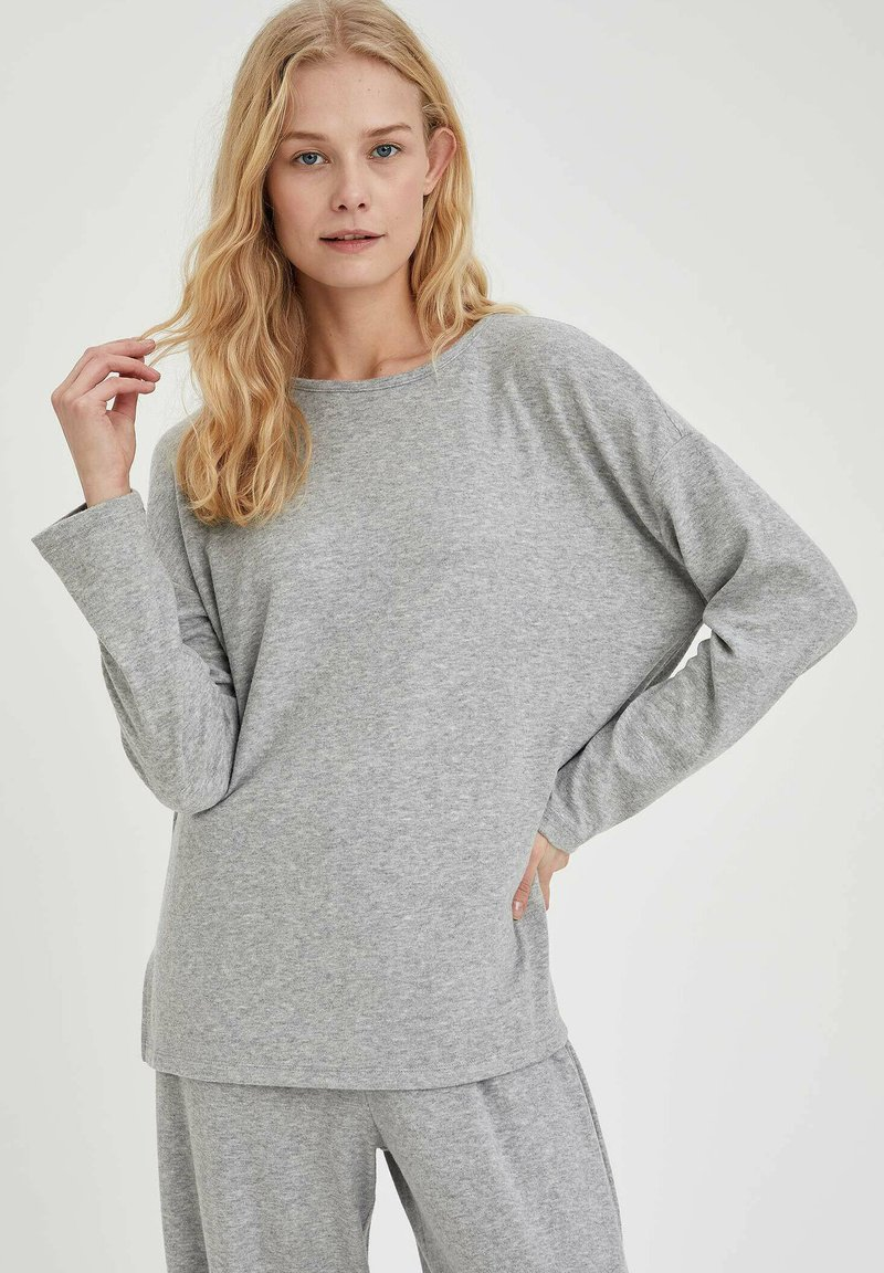 DeFacto - Sweater - grey