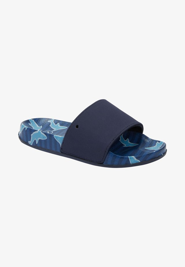 Badesandale - blue