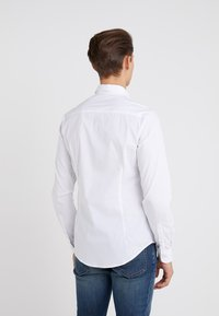 Emporio Armani - Camisa elegante - white - 2