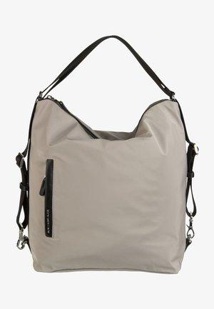 HUNTER HOBO - Tote bag - simply taupe
