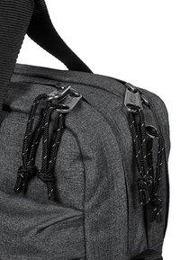 Eastpak - BARTECH CORE COLORS  - Across body bag - black denim - 4