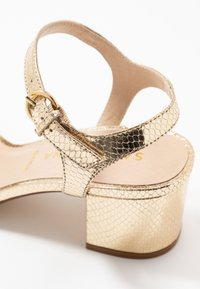 San Marina - ABRIGA - Sandals - gold - 2
