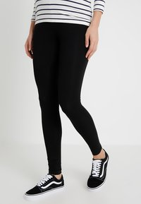 New Look Maternity - 2 PACK - Leggings - Trousers - grey - 0