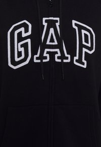 GAP - Zip-up hoodie - true black - 2